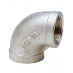 CODO 090-90 HH INOX ROSCAR 1