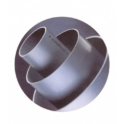 ML TUBO PVC PRESION 4/75 SERIE LISA
