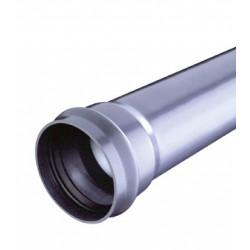 Ml tubo pvc presion une iso 1452 w 6 63 junta elastica - Tubos pvc presion ...