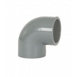 CURVA 90° PVC SERIE LISA 200