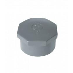 TAPON H PVC SERIE ROSCAR 1/2