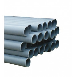 TUBO EVACUACION 300X160 PVC SERIE B