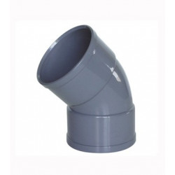 CODO PVC HH 45X32