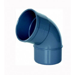 CODO PVC M-H 67X32