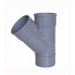 DERIVACION SIMPLE PVC M-H 45X32