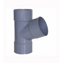 DERIVACION SIMPLE PVC HH 67X32