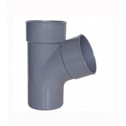 DERIVACION SIMPLE PVC M-H 67X32