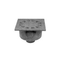S-246 SUMIDERO 150X150 PVC 75 S/V
