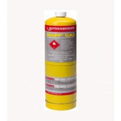 CARTUCHO GAS MAPP 453GR NO RELLENABLE