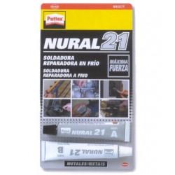 NURAL 21 TUBO 22ML REPARADORA SOLDADURA MAXIMA FUERZA
