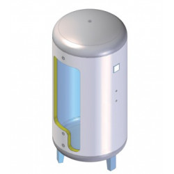 ACUMULADOR INOX GH DPI/A 500L 8BAR