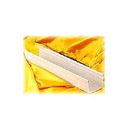 ML CANALON CUADRADO 26 BLANCO PVC