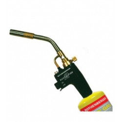 ROTHENBERGER SOPLETE SUPER-FIRE 2 + 2 CARGAS DE GAS MAPP PRO