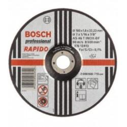 DISCO TRONZAR INOX REBAJADO 230X1,9