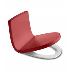 Khroma asiento inodoro caida amortiguada blanco for Inodoro khroma