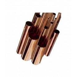 ML TUBO COBRE FRIGORIFICO 1 BARRA 25,40X1,00 UNE12735-1