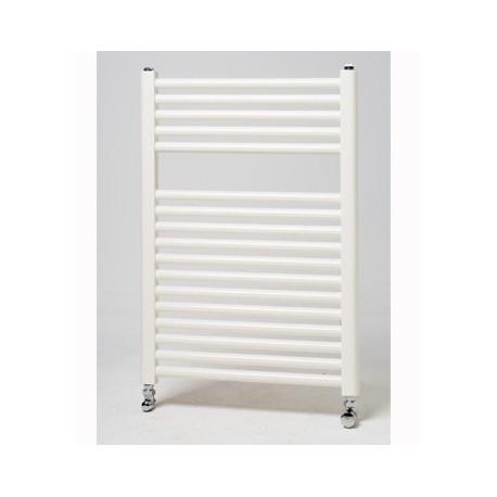 Radiador toallero mithos gamma 1162x600 blanco for Precio radiador toallero