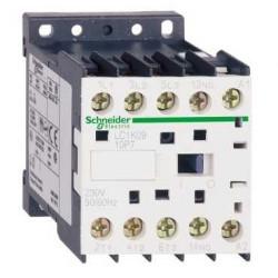 TEE MINICONTACTOR K 3P 9A 1NC 24V 50/60HZ LC1K0901B7