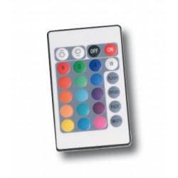 CELER CONTROLADOR RGB RF 12/24V DC 24 TECLAS C2