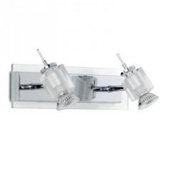 LEDS-C4 381-CR APLIQUE PARED FOCO FLASCH 2XGU10 C/LAMPARA