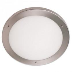 LEDS-C4 271-NS PLAFON TECHO NIQUEL/CRISTAL OSLO 100W C/LAMP