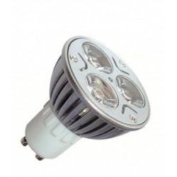 HAIJIAN LAMPARA SPOT LED 7W 60º GU10 6400K 220V