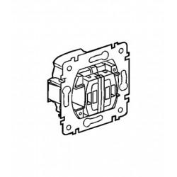 LEGRAND 775808 DOBLE CONMUTADOR 10A/250V GALEA