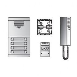 TEGUI 375018 KIT COMPACT PORTERO A8 S/7 S/ABREPUERTA
