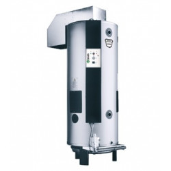 TERMOACUMULADOR GAS ADM80 ATMOSFERICO 65,2KW 335L