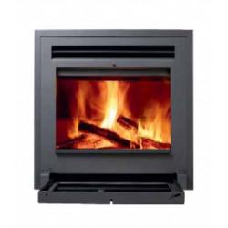 INSERTABLE LEÑA OPEN FIRE A700 12KW S/TURBINA FOGO MONTANHA