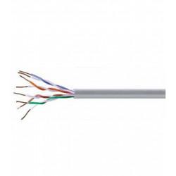 ML CABLE DATOS U/UTP 4P CAT-5E LSZH C.305