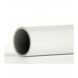 AISCAN ML TUBO PVC M-25 GRIS ENCHUFABLE GRADO 7 RIGIDO