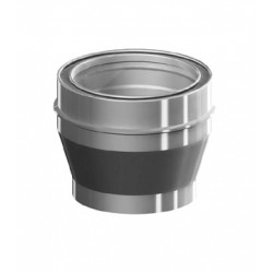 ADAPTADOR CALDERA 150 GC-25 PLUS INOX-INOX