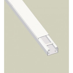 UNX ML CANAL 40X30/2M P/ TUBERIA PVC-M1 BLN 73110-2