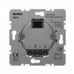 BERKER 2901 REGULADOR UNIVERSAL DOBLE 50-260W