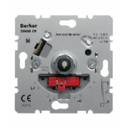 BERKER 296801 REGULADOR MOTORES