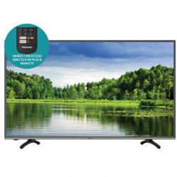 LCD LED 43 HISENSE H43M3000 SMART TV 4K