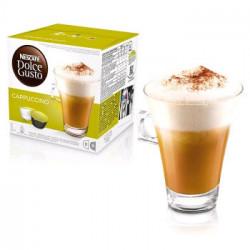 CAFE DOLCE GUSTO ESPRESSO CAPPUCCINO (3X8+8CAPSULA
