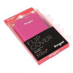 """FUNDA MOVIL ENGEL AC1130 FLIP CONVER 4"""" PURPURA"""