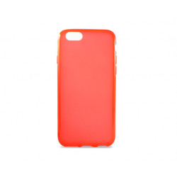 FUNDA FLEX KSIX TPU IPHONE 6 4.7 PULGADAS ROJA