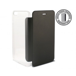 FUNDA FOLIO KSIX AMB CARCASA POST. IPHONE 6 PLUS