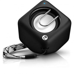 ALTAVOZ PORTATIL PHILIPS BT1300B BLUETOOTH NEGRO