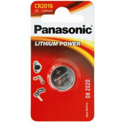PILA LITIO PANASONIC CR-2016/1BP ( 1-BLISTER ) 3V