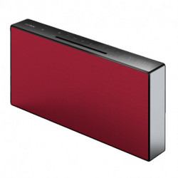 MICRO CADENA SONY CMT-X3CDR Bluetooth®, NFC ROJA