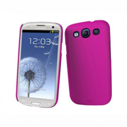 FUNDA POST RIGIDA ROSA SAMSUNG GALAXY S3