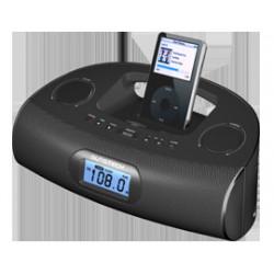 RADIO RELOJ SUNSTECH DSCR500 P/IPOD