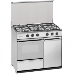 COCINA GAS MEIRELES G2950DVX BUT 5F 91CM P/BOMB IN