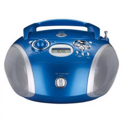 RADIO CD GRUNDIG RDC1445 MP3 AZUL (GDP6320)