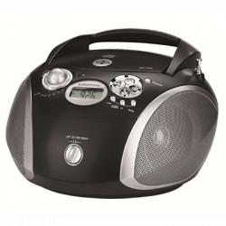 RADIO CD GRUNDIG GDP6330 RCD1445 USB NEGRO/SILVER