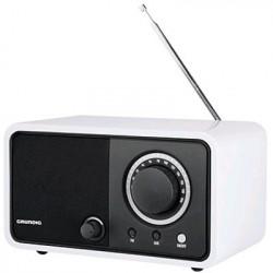 RADIO GRUNDIG TR1200 GLOSSY BLANCA GRR2720